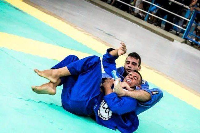 Alexandre de Souza é o primeiro campeão absoluto do Manaus Open de Jiu-Jitsu