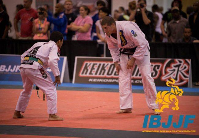A luta de Jiu-Jitsu estilo Davi x Golias que decidiu o absoluto no Atlanta Open