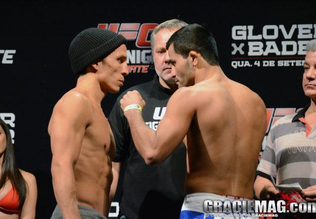 Vídeo: o camp de Jussier Formiga para superar Benavidez no UFC BH