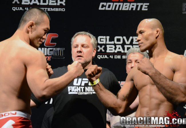 Vídeo: os treinos e a análise de Jacaré para enfrentar Okami no UFC BH