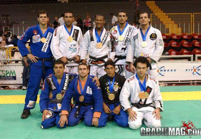 Enquete: Qual foi a melhor safra do Mundial de Jiu-Jitsu de todos os tempos?