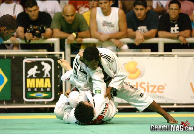 5 ou 6 macetes bem didáticos para raspar e passar no Jiu-Jitsu, com Tererê