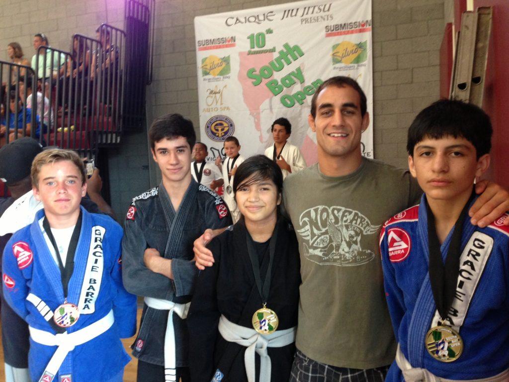 Rodrigo Freitas, GB Manhattan Beach, Kids Tournament