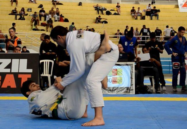 Veja Gabriel Rollo x Tio Chico na final dos médios do SP Open de Jiu-Jitsu