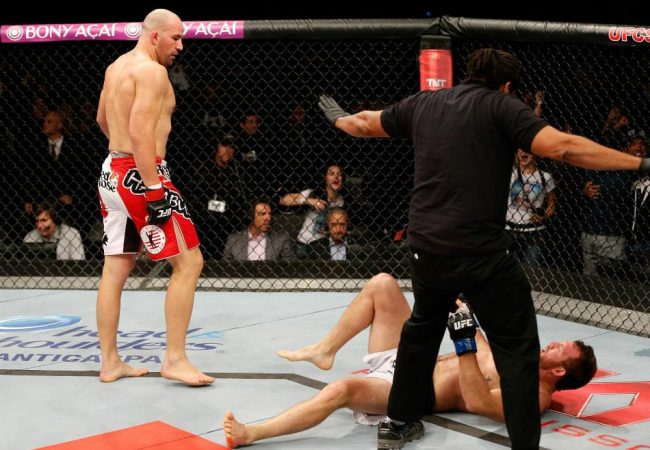 UFC Fight Night 28 Results: Glover Teixeira finishes Ryan Bader, says 205-pound title will be his