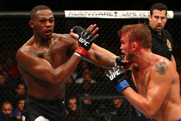 UFC 165: Alexander Gustafsson me enganou