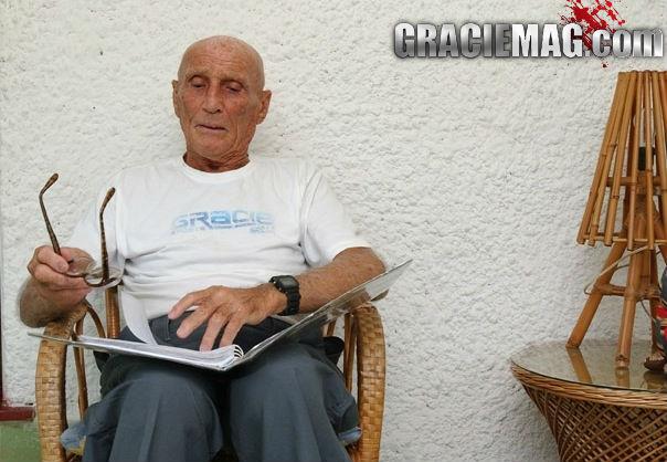 Festeje hoje o centenário de Helio Gracie relembrando seus feitos no Jiu-Jitsu