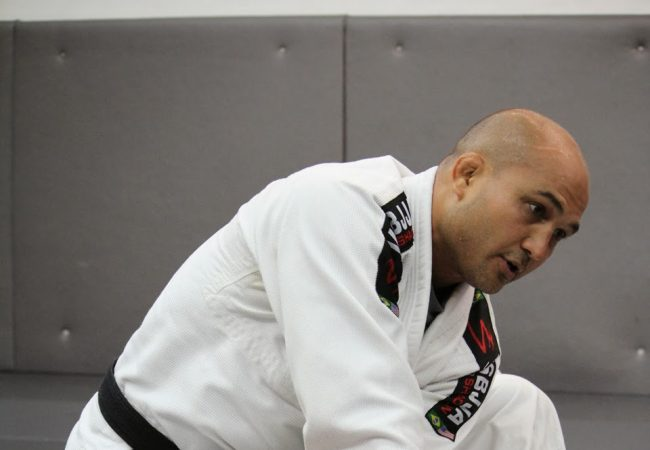 Photos from the BJ Penn seminar at GMA Vitor Shaolin Academy in NYC