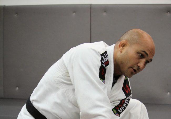 Photos from the BJ Penn seminar at GMA Vitor Shaolin Academy in NYC