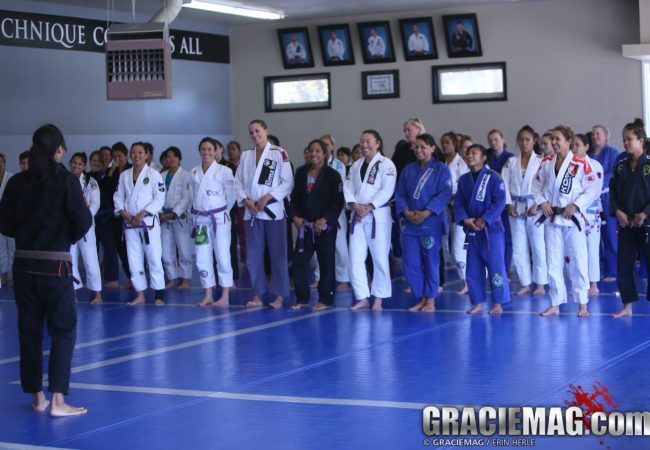 Bay area women: Train at the 2nd Inspire all-female open mat on March 1 for free