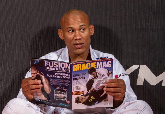 Você já viu a nova armadura do astro do UFC e do Jiu-Jitsu Ronaldo Jacaré?