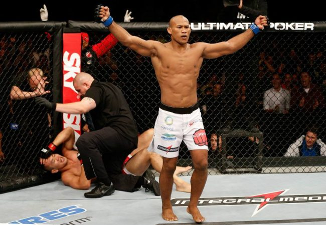 UFC Fight Night 36 postponed to Feb. 15; Jacare to face Carmont