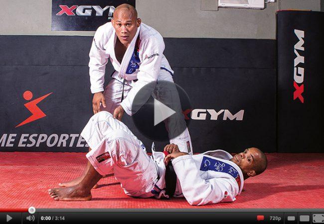 Exclusivo: aprenda a finalizar com Ronaldo Jacaré antes do UFC BH