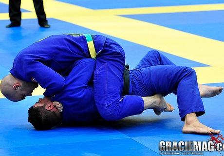 O estrangulamento básico do Jiu-Jitsu que valeu ouro no American Nationals