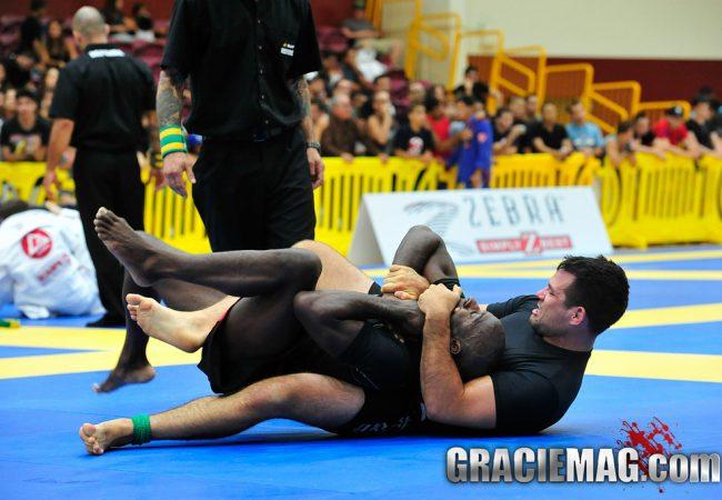 American Nationals de Jiu-Jitsu sem kimono: as imagens do absoluto faixa-preta