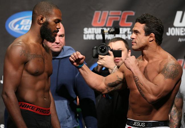 Vídeo: a kimura que Jon Jones usou para finalizar Vitor Belfort no UFC