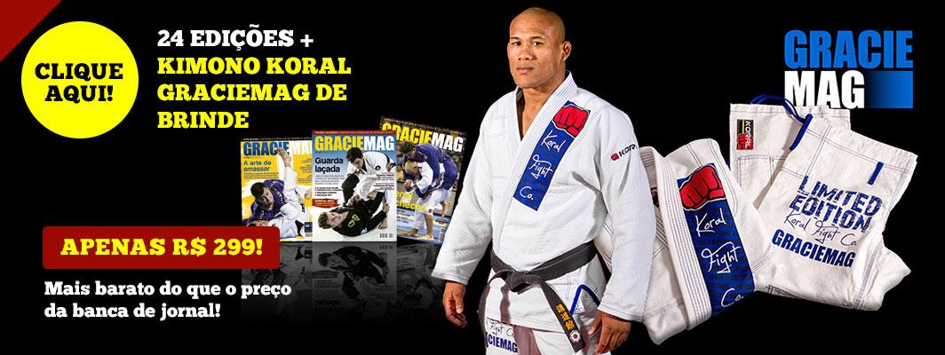 kimono Koral do Jacare do UFC