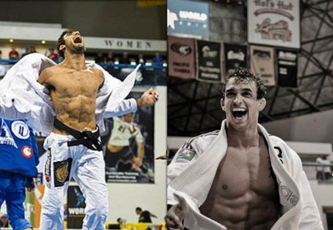 Leandro Lo e Romulo Barral se enfrentam na Jiu-Jitsu Expo, em novembro