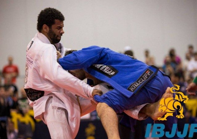 Atlanta Open de Jiu-Jitsu: Vitor Oliveira x Lucas Lepri na final do médio