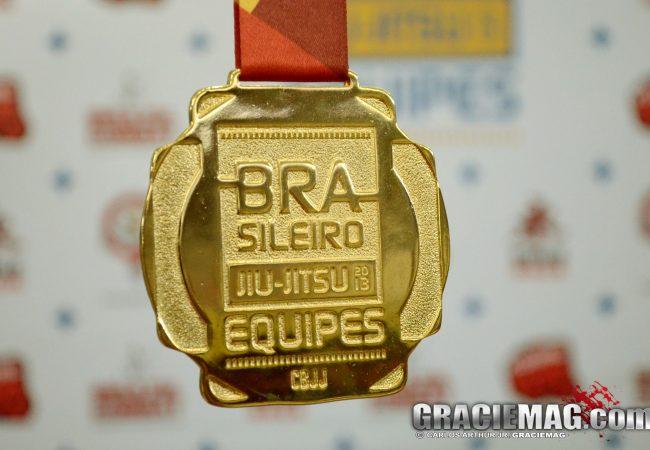 Jiu-Jitsu: GFTeam é bicampeã do Brasileiro de Equipes