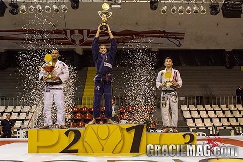 Preguiça e Moreno trocam lições após Copa Pódio de Jiu-Jitsu