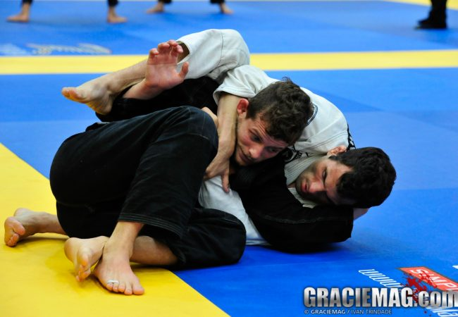 Watch Fabio Passos, Milton Bastos fight for gold at the American Nationals