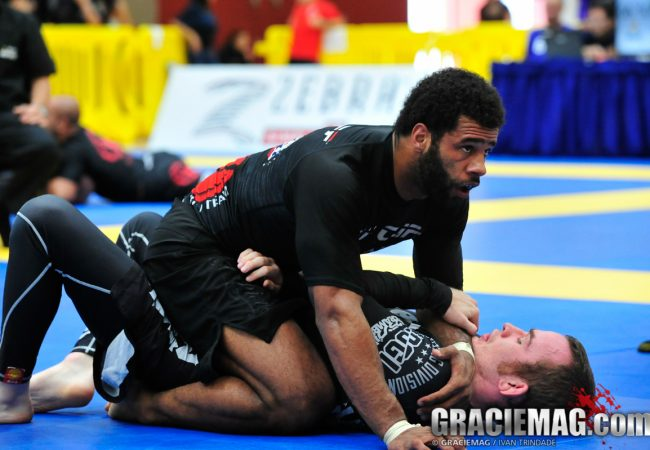 Watch Vitor Oliveira vs. Oliver Geddes at the 2013 American Nationals