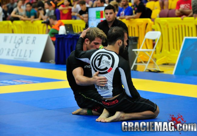 Watch AJ Agazarm vs. Samir Chantre at the American Nationals