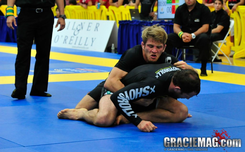 AJ Agazarm, IBJJF, Nationals NoGi