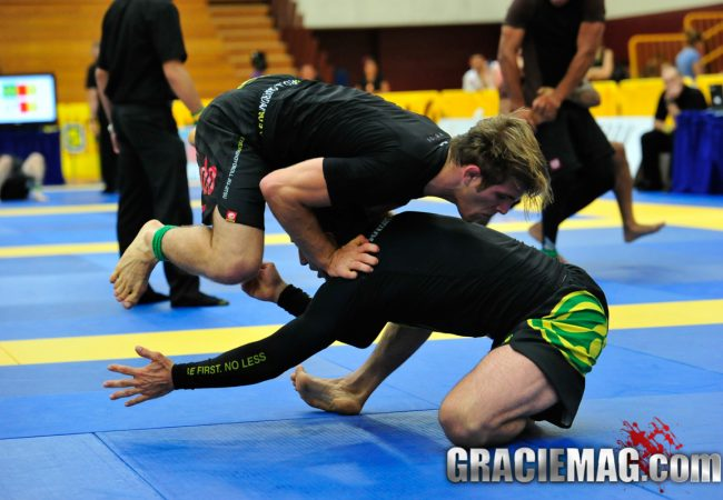 American Nationals No-Gi: AJ Agazarm wins absolute, watch video report
