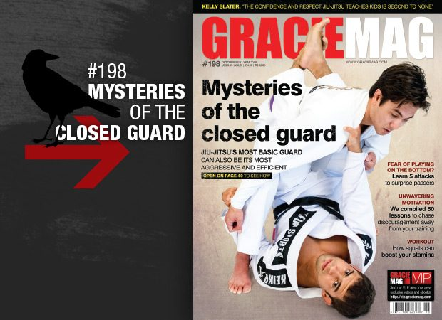 GM #198: Solve the mysteries of the closed guard