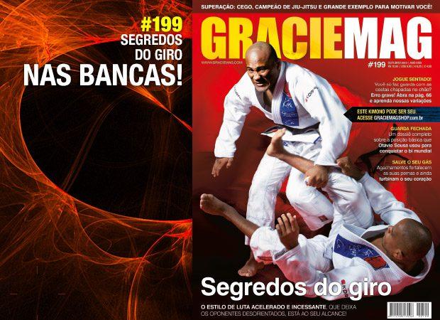 Aprenda com Ronaldo Jacaré a arte do giro no Jiu-Jitsu (e no MMA)