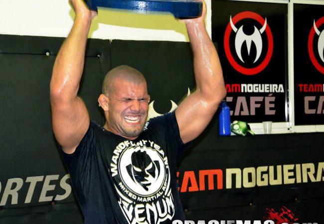 Exclusivo: o exaustivo treino de Rodolfo Vieira no Team Nogueira para o ADCC