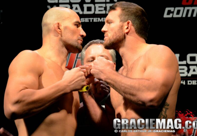 UFC Fight Night 28 Weigh-In Results, Video: Glover Teixeira, Ryan Bader tip the scale