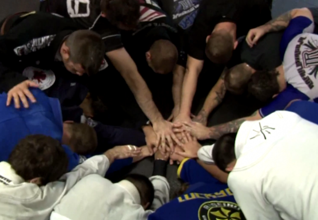 Watch Rafael Lovato Jr. and his American team prepare for the 2013 ADCC