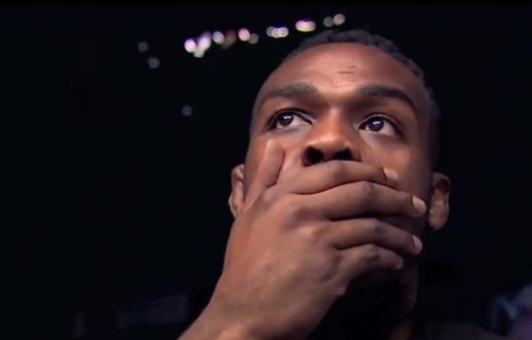 Photo via UFC YouTube.