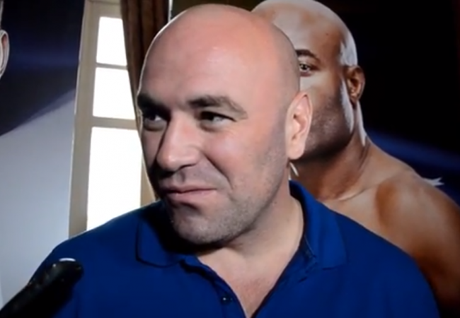 "UFC Boss Dana White talks Glover Teixeira, Jon Jones, Vitor Belfort's ""Situation"" & more"
