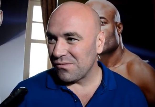 """UFC Boss Dana White talks Glover Teixeira, Jon Jones, Vitor Belfort's """"Situation"""" & more"""