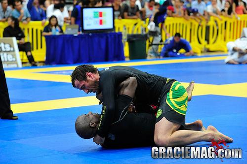 Aprenda a não desistir jamais no Jiu-Jitsu, com Eduardo Telles