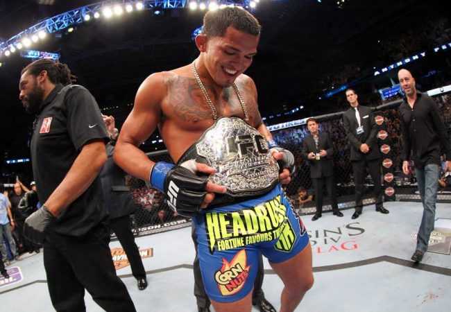UFC Rankings: Pettis makes P4P top 10, Aldo takes 3rd place from Silva