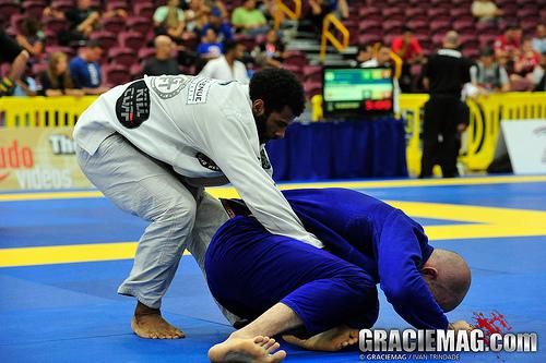 O armlock que valeu ouro no NY Open de Jiu-Jitsu