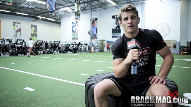 "AJ Agazarm: ""I'm a dark horse at ADCC and that's a good thing"""