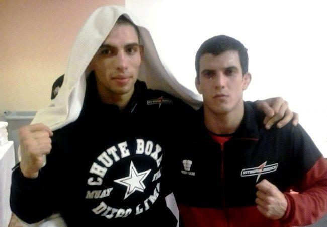 Parceiros de treino, Felipe Sertanejo e Lucas Mineiro se motivam para UFC BH