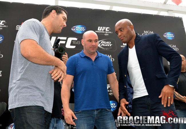 """""""Vencer é importante para o meu legado"""", diz Anderson sobre o UFC 168"""