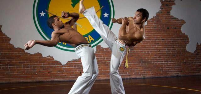Who said capoeira doesn't work in MMA?