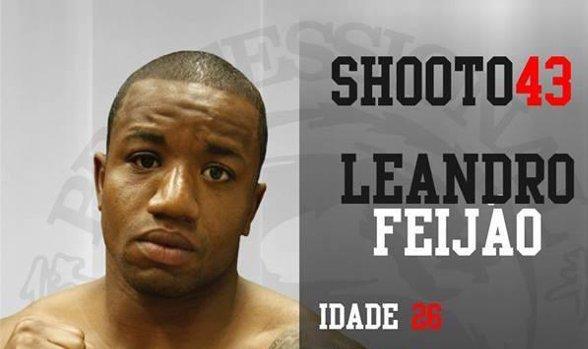 Leandro Feijão morre no dia da pesagem e evento de MMA é cancelado