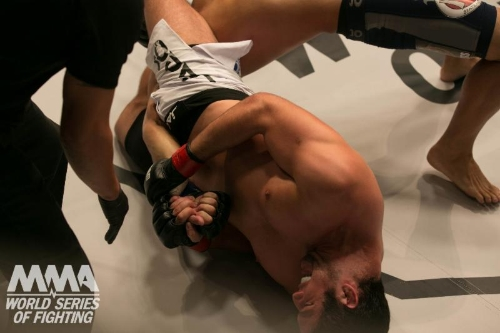 See how Neiman Gracie got the sub in his MMA debut at WSOF 5