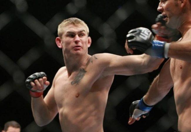 O nocaute surpresa de Alexander Gustafsson em sua estreia no UFC