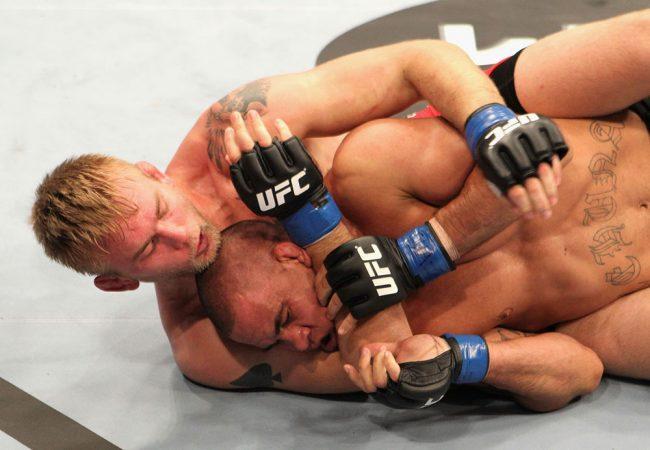 Vídeo: aprenda com um mata-leão de Alexander Gustafsson no UFC