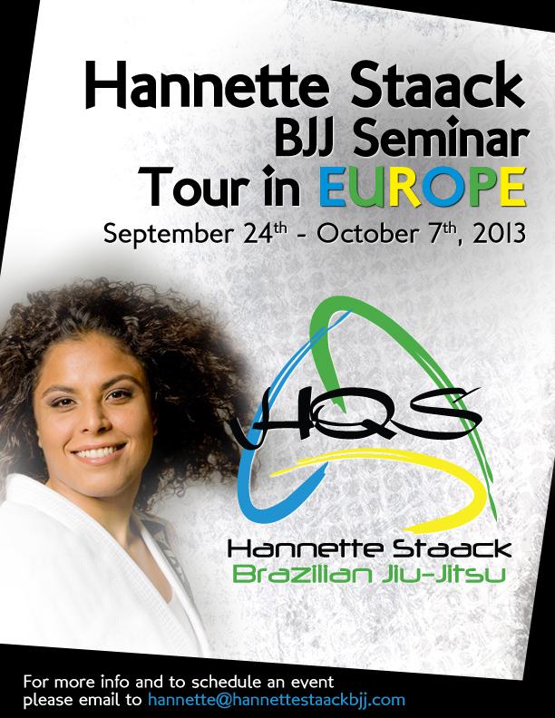 Hannette Staack, Seminar, Female BJJ, Brazil 021